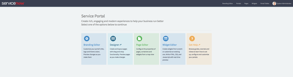 What's in a Service Portal on ServiceNow? | CodeCreative | A