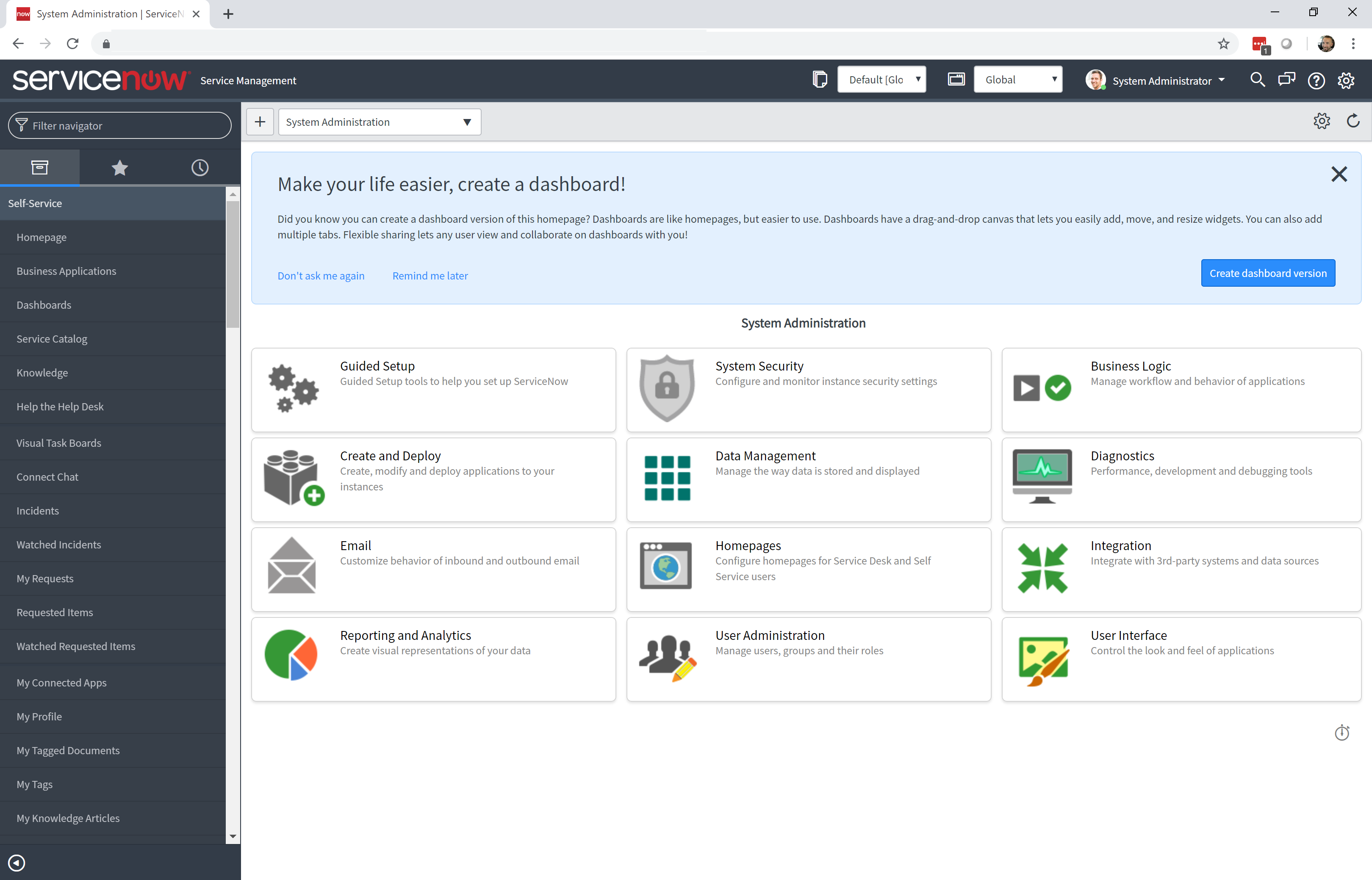 What is a ServiceNow Instance? | CodeCreative | A ServiceNow Blog